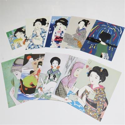 竹久夢二ポストカード10枚セットA