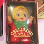 懐かしのセルロイド人形復刻版オランダ人形