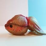セルロイド金魚ヴィンテージ