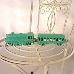 おもちゃ 緑の汽車