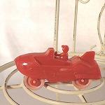 おもちゃ 赤い車