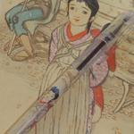 竹久夢二ボールペンとはがき2セット